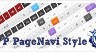 PageNavi&Pagenavi Style