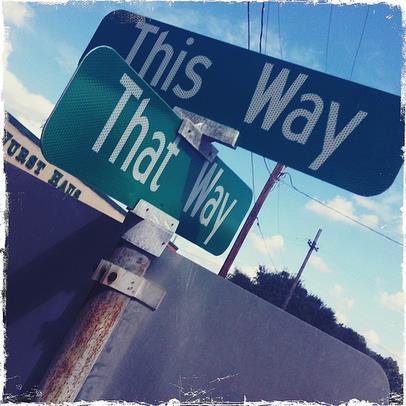 あの道この道分かれ道